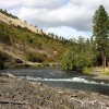 Klickitat Leidl Campground to Icehouse